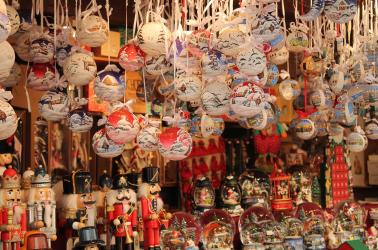 Коледните базари на Виена