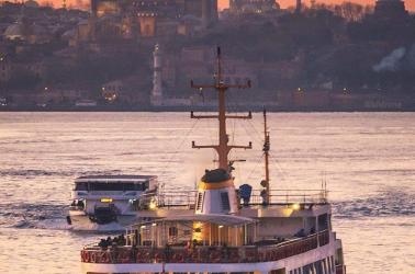 Златна есен в Истанбул
